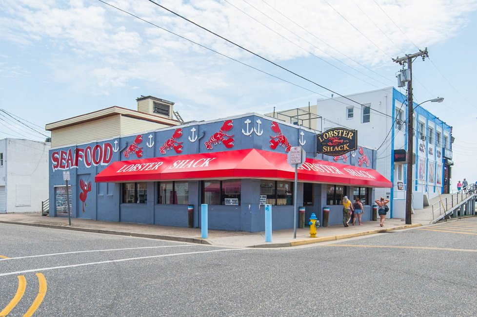 seafood shack wildwood nj