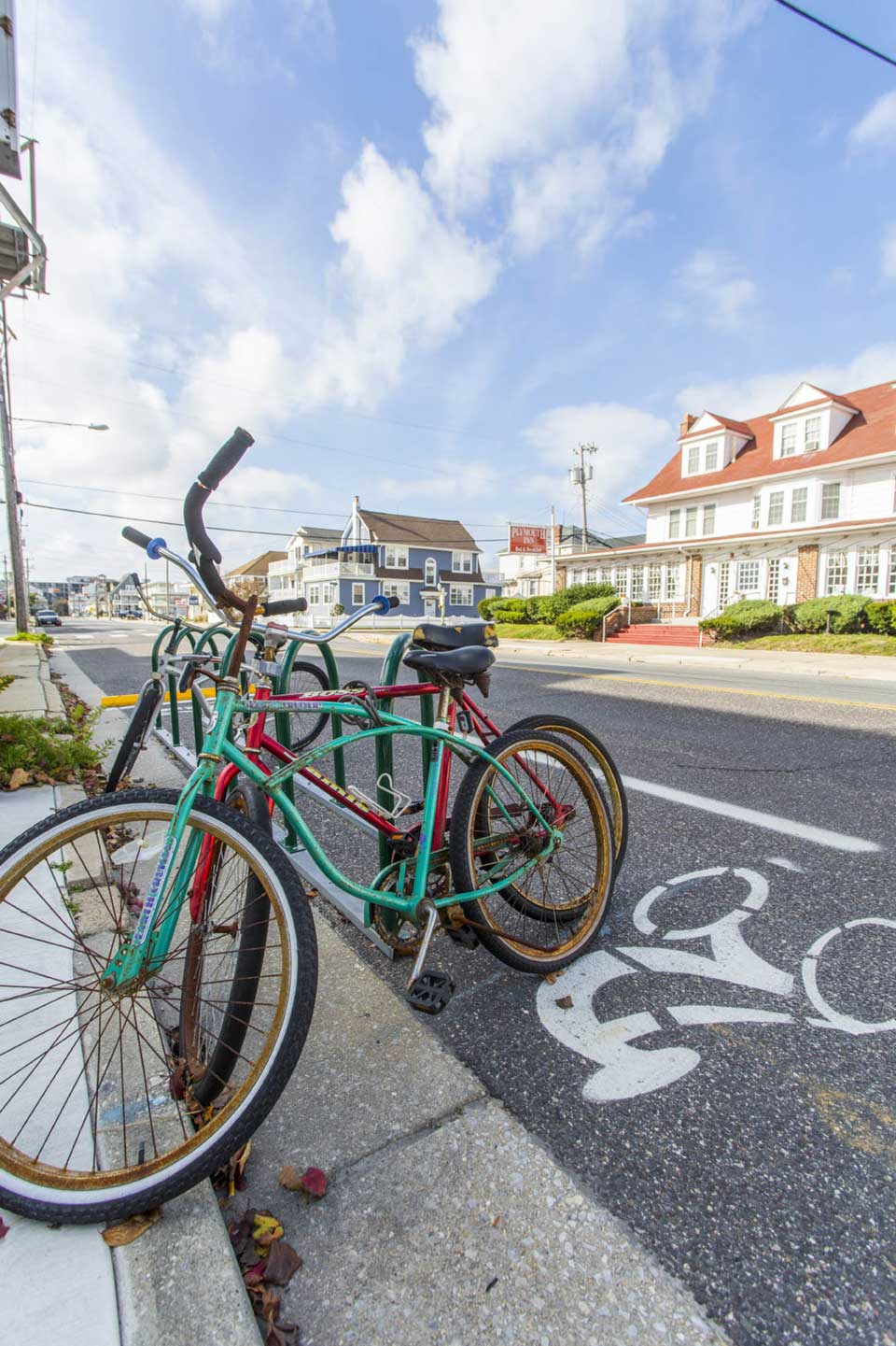 bicycles in ocean city nj