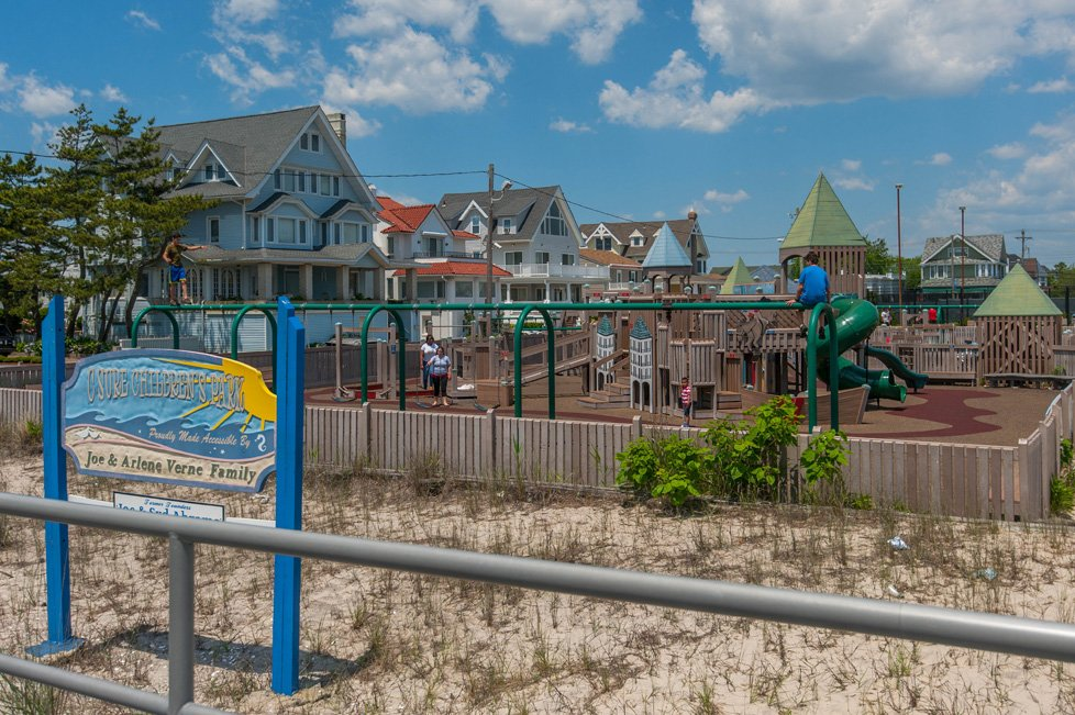 playground in ventnor nj