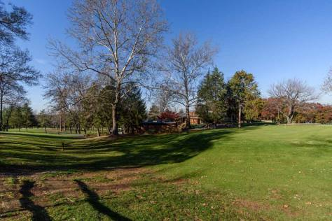 Golf course in Mitchellville, MD