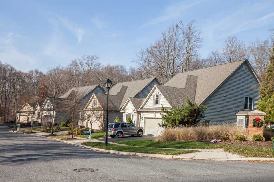 Residential homes in Crofton, MD