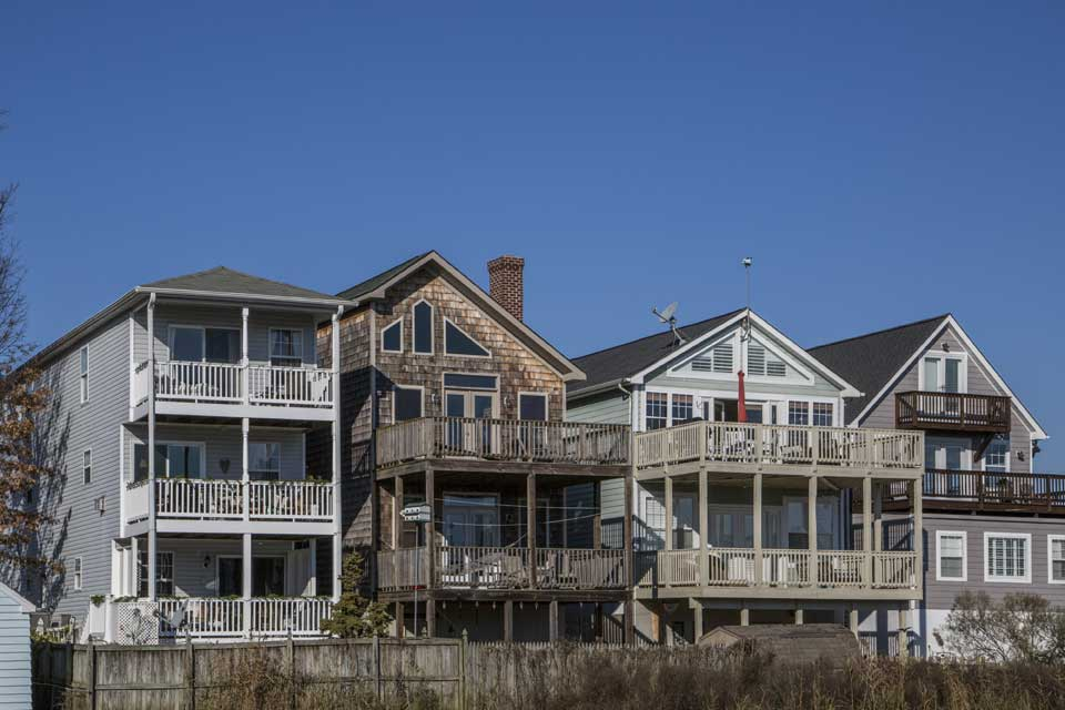usa maryland chesapeake beach north beach outdoor sea Beach houses in Dunkirk, MD