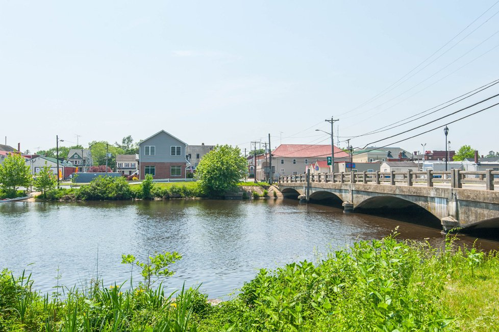 bridge and waterfront homes in federalsburg md