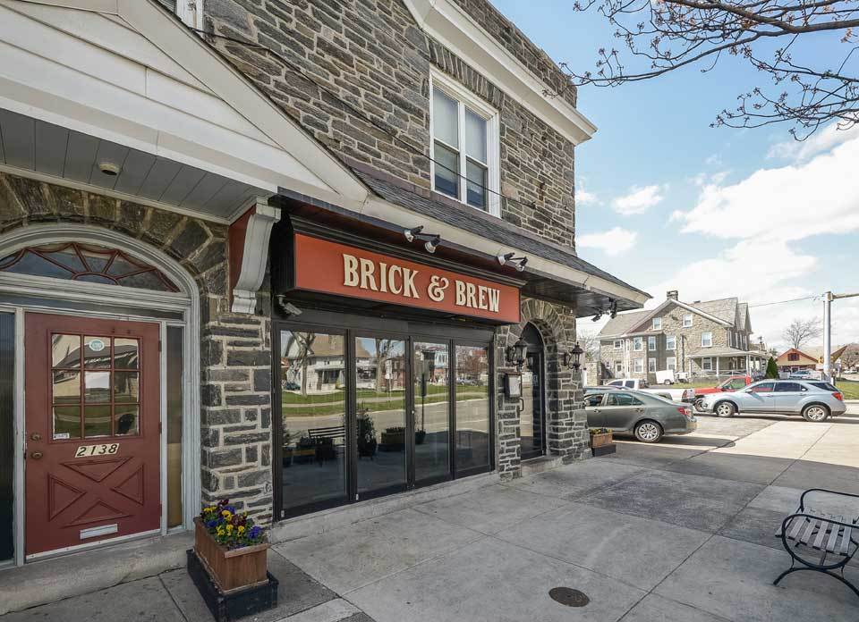 Brick & Brew in Havertown, PA