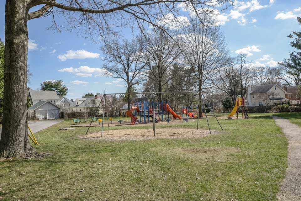 Playground in Havertown, P