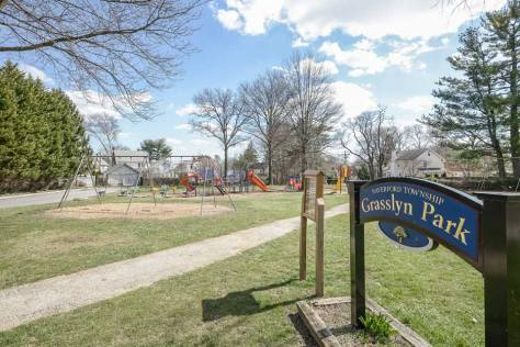 Grasslyn Park in Havertown, PA