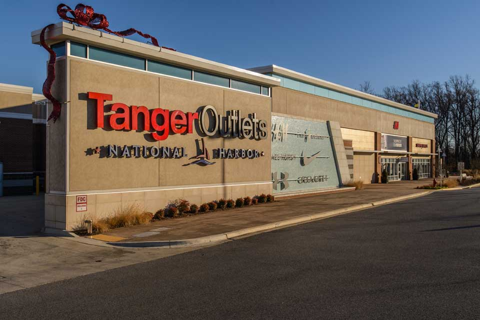 Tanger Outlets in Fort Washington, MD