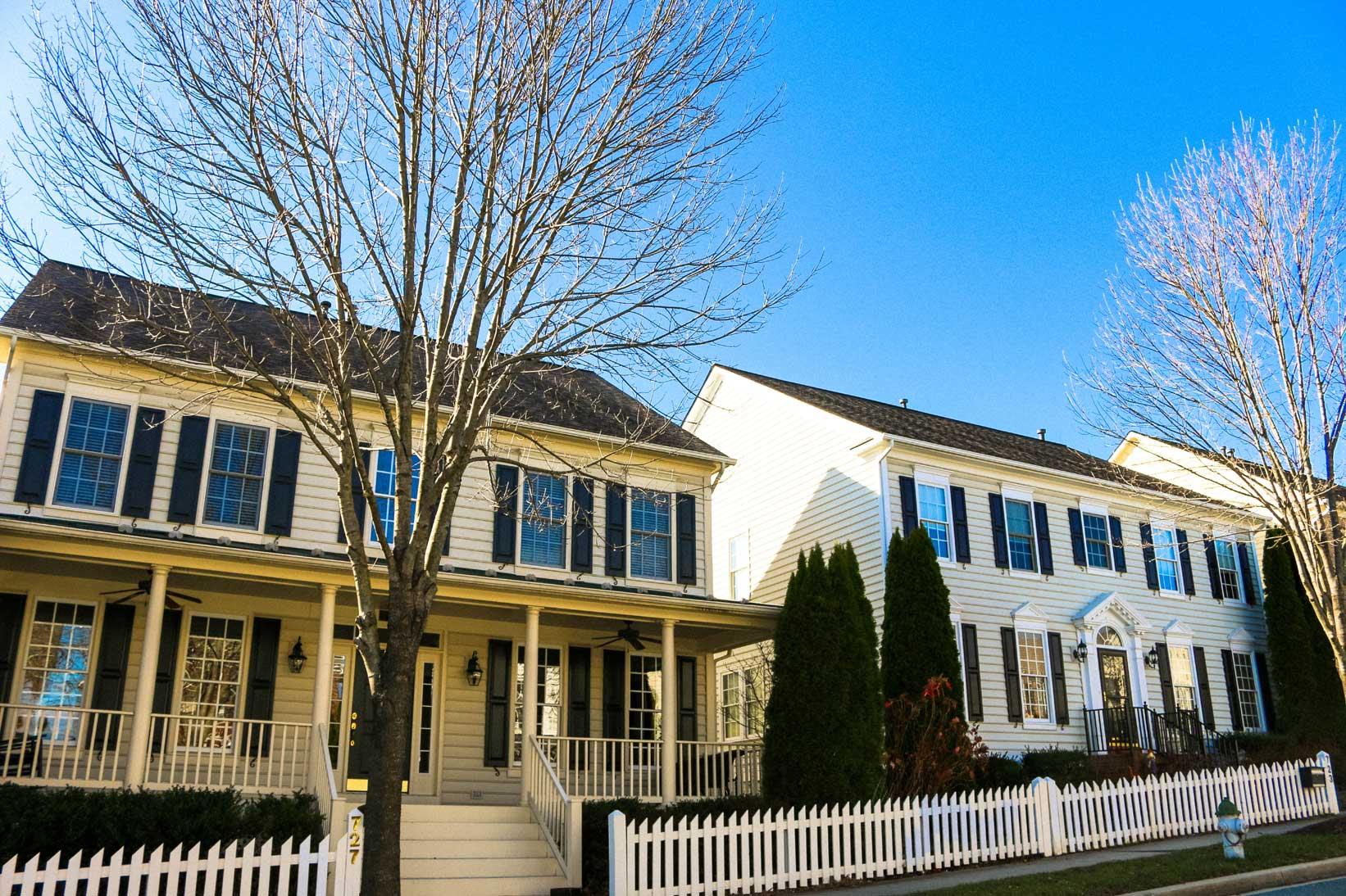 Single Family Homes in Gaithersburg, MD