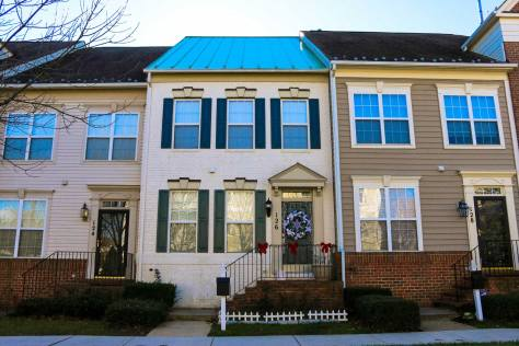 Townhomes in Gaithersburg, MD