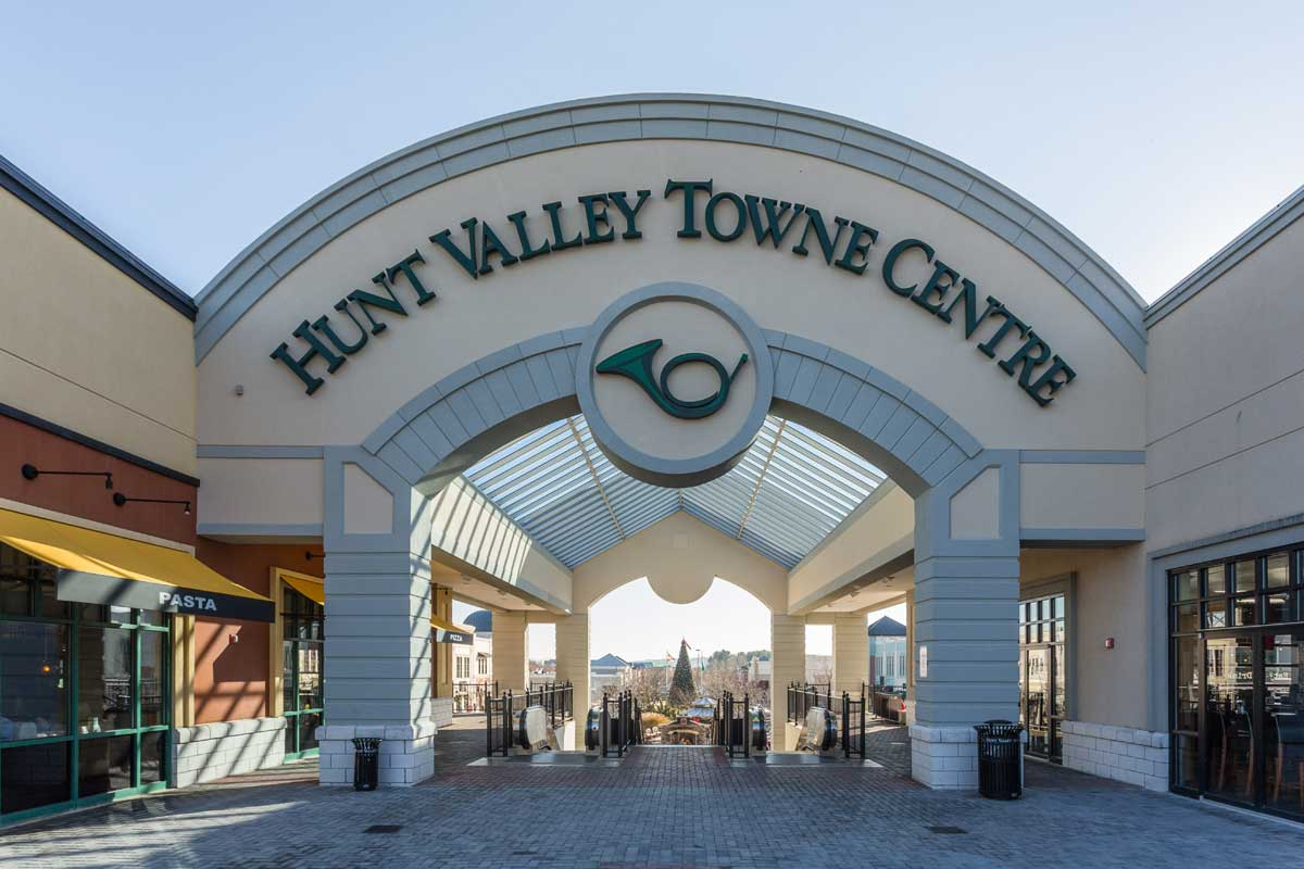 Hunt Valley Towne Center in Hunt Valley, MD