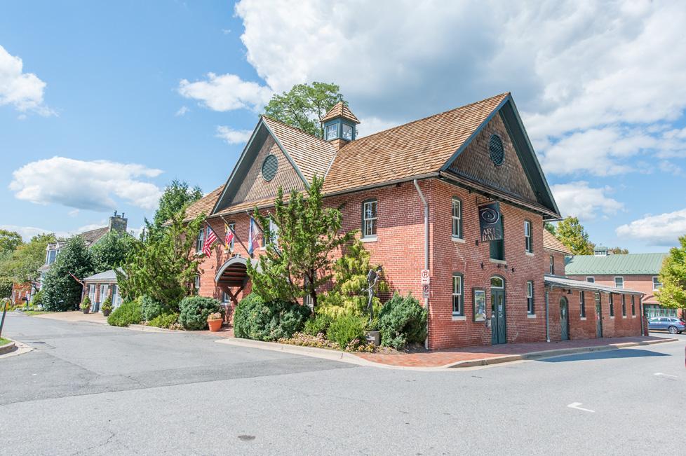 Kentlands, MD Gaithersburg Arts Barn