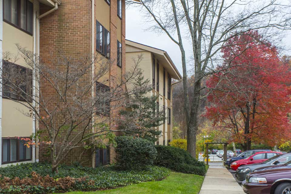 Apartments in the Village of Cross Keys, MD