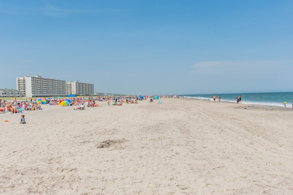 Beach And Hotels In Sea Isle City Nj