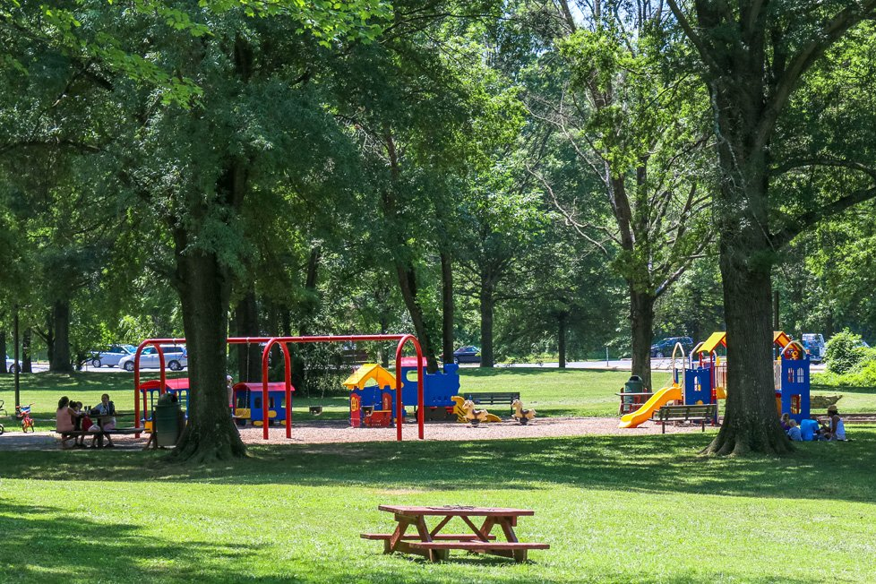 playground in mclean va