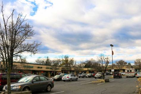 Shopping center in Rockville, MD