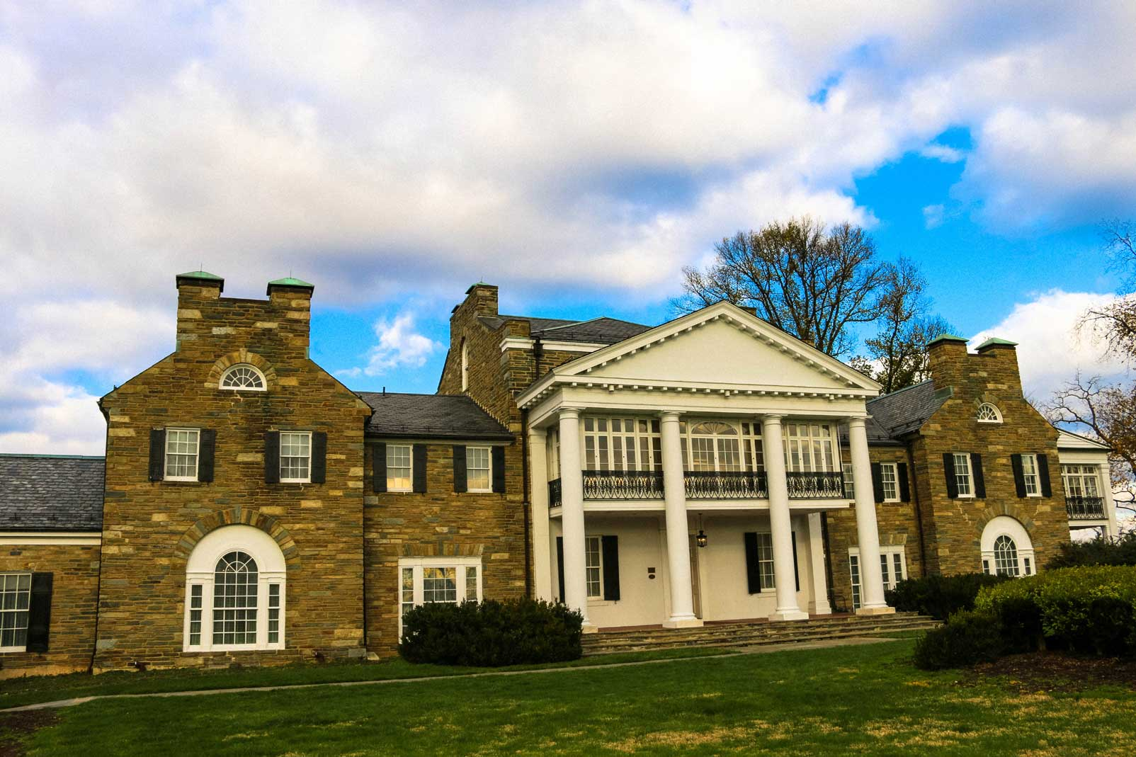 Glenview Mansion in Rockville, MD