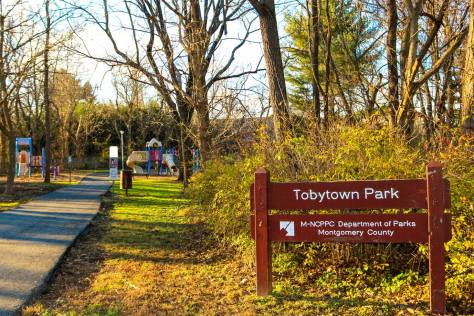Tobytown Park in Potomac, MD