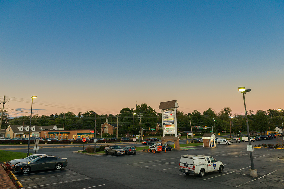 Potomac Place Shopping Center
