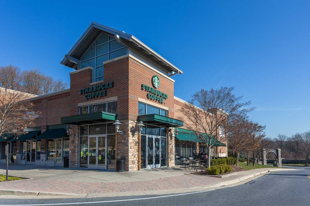 Starbucks in Pikesville, MD