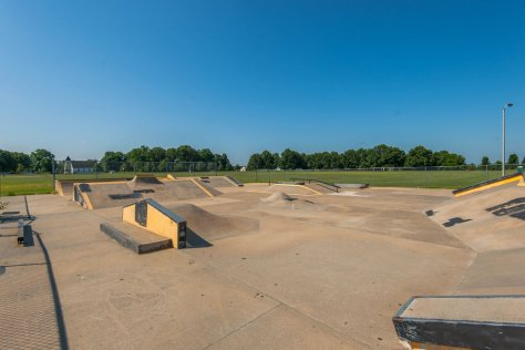 skate park in ridgely md
