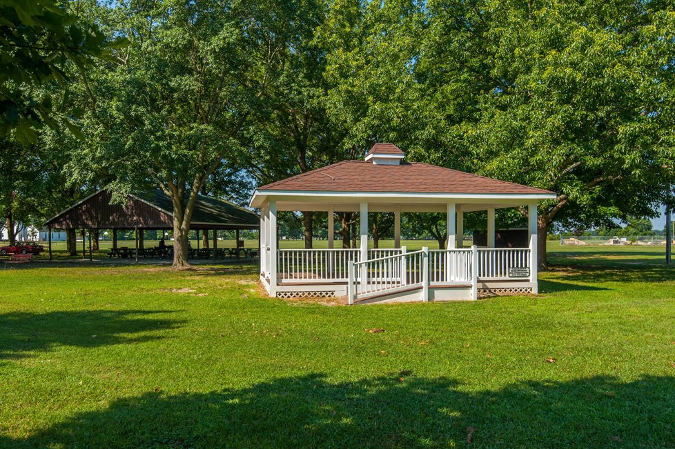 gazebo in ridgely md