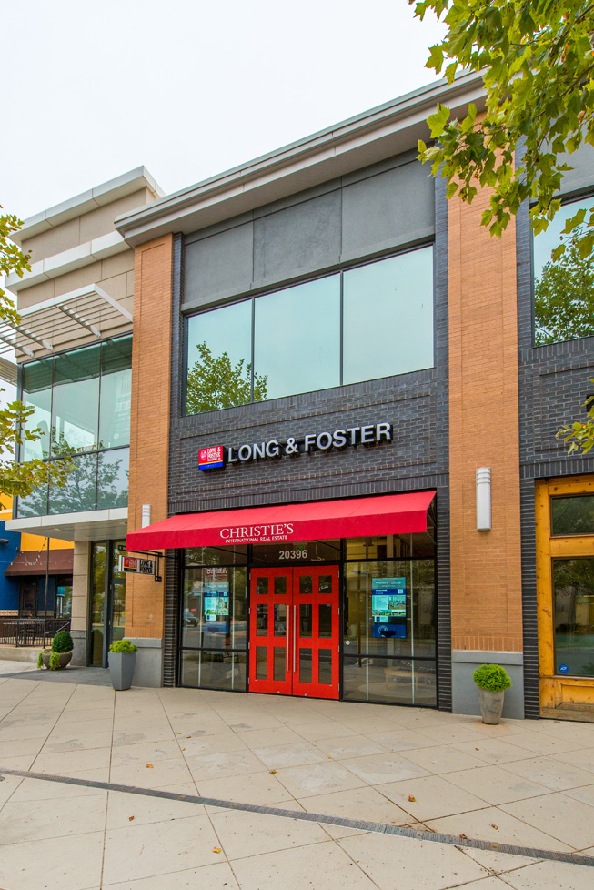 Ashburn Long & Foster Office