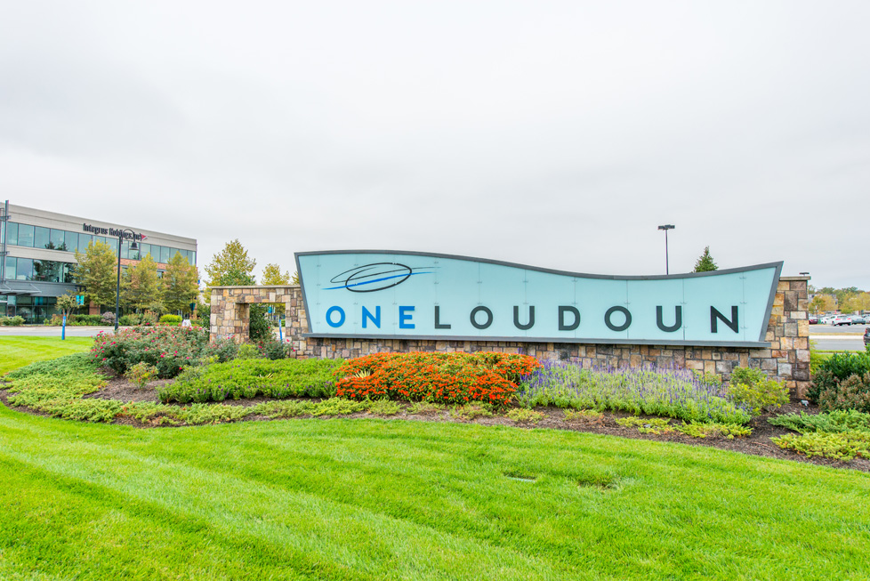 Ashburn One Loudoun Sign