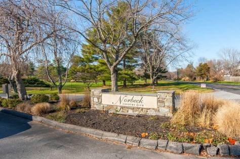 Norbeck Country Club in Olney, MD
