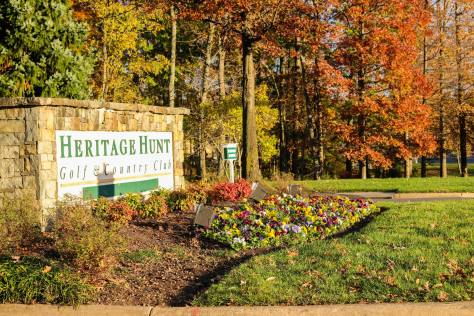 Heritage Hunt Golf & Country Club in Gainesville, VA