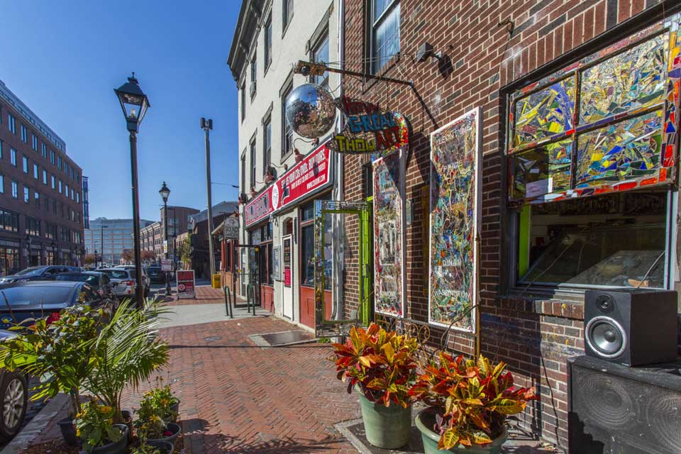 art shop fells point md