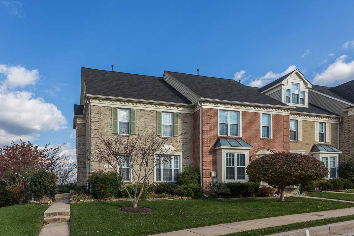 Townhouses in Lutherville, MD
