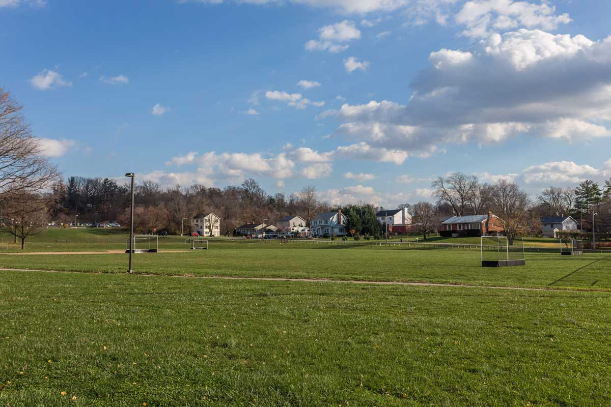 Field in Lutherville, MD
