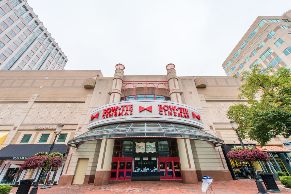 Reston Town Center Movie Theater