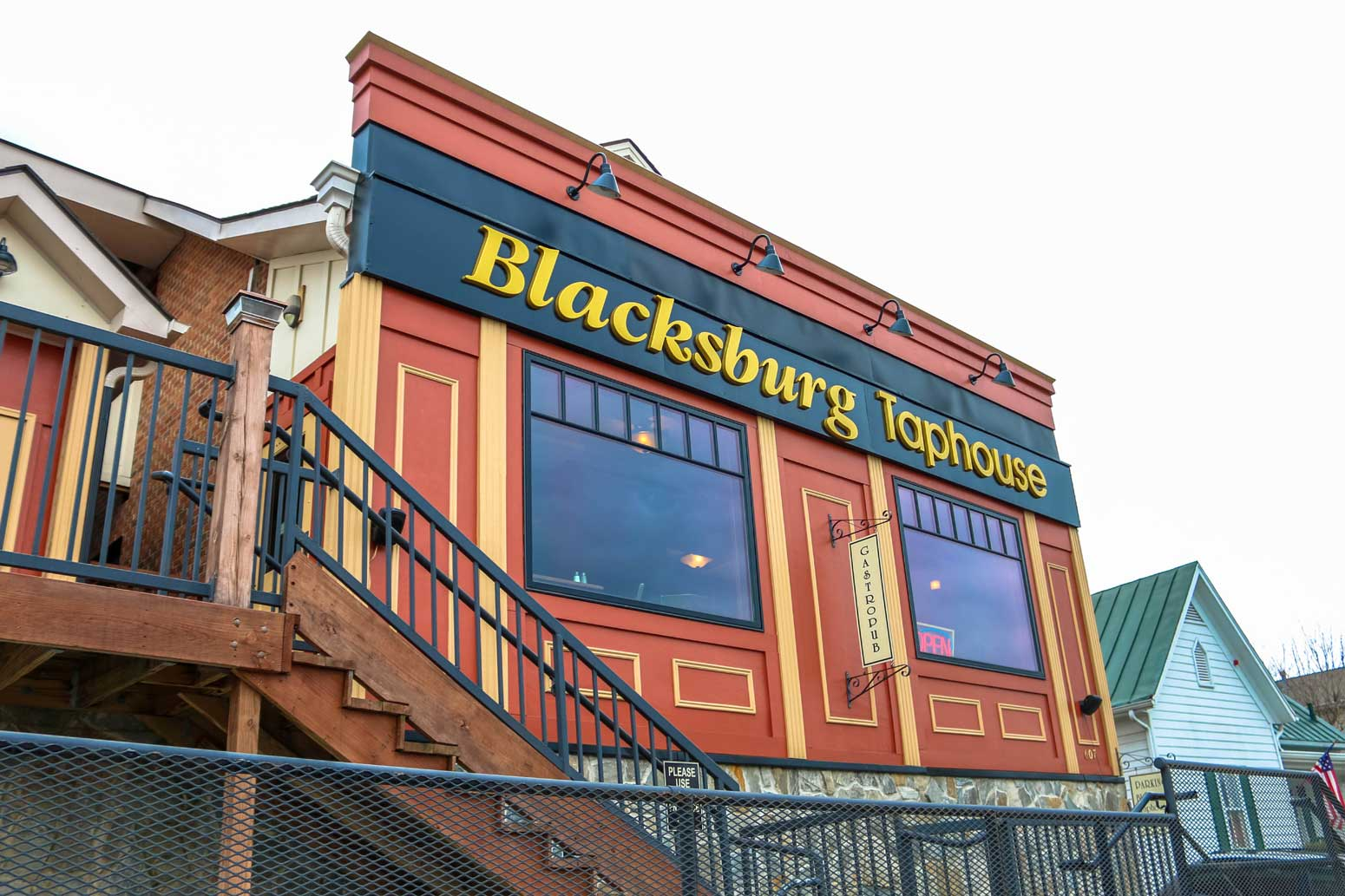 Blacksburg Taphouse in blacksburg, va