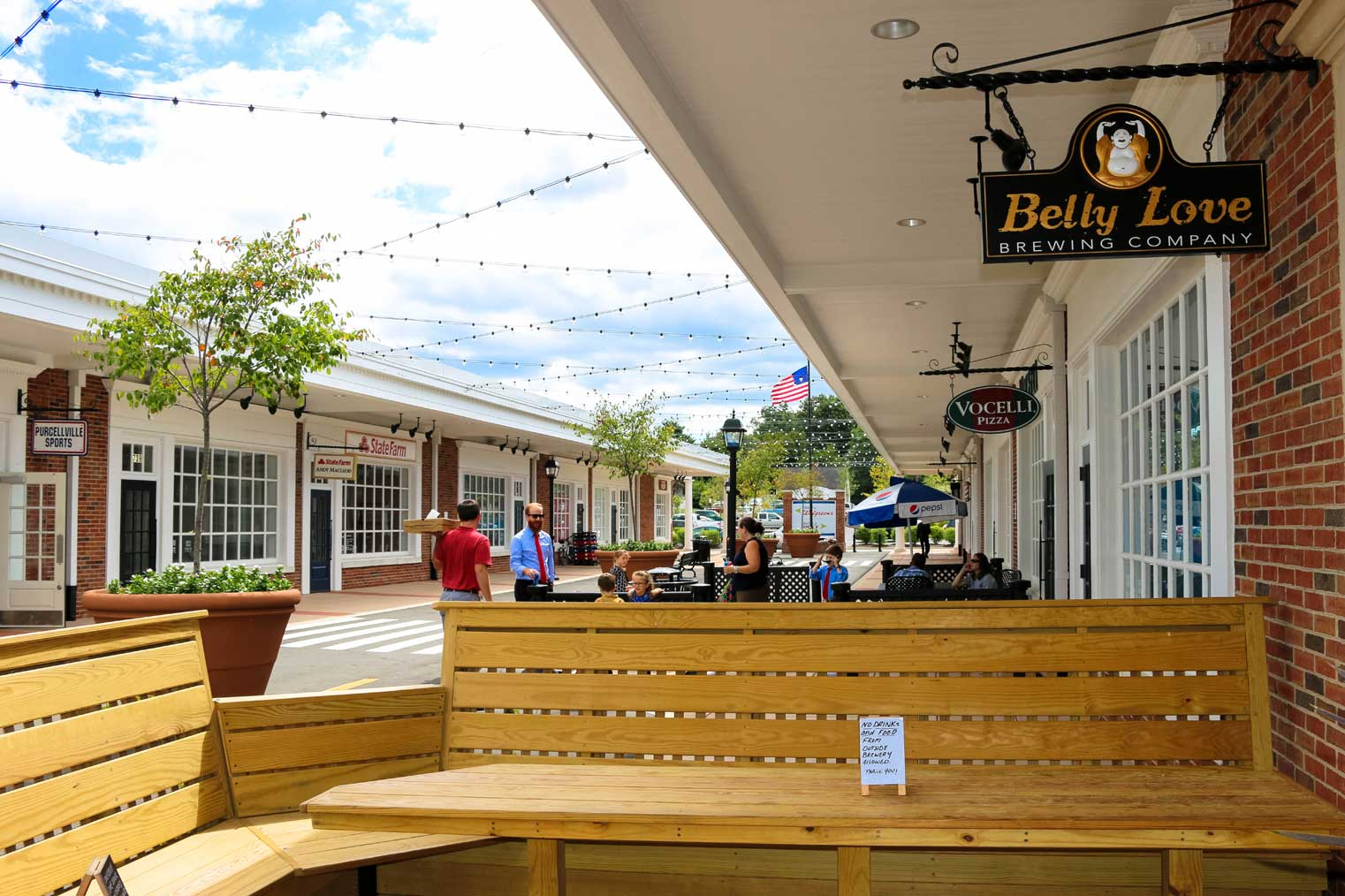 Restaurants And S Along Main Street Where If Wine Is Your Thing Just Head To One Of The Many Award Winning Wineries In Purcellville Virginia