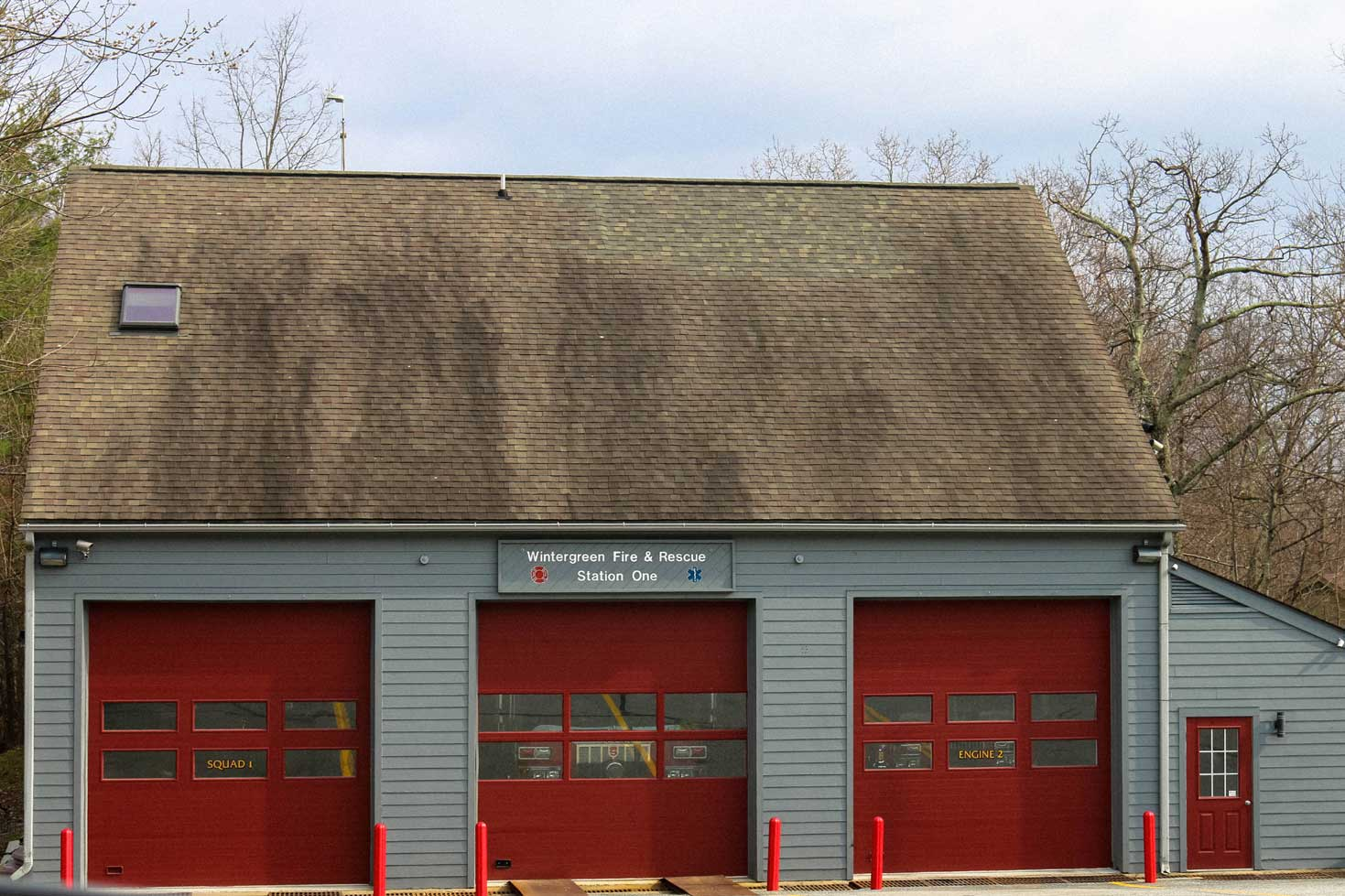 wintergreen fire station