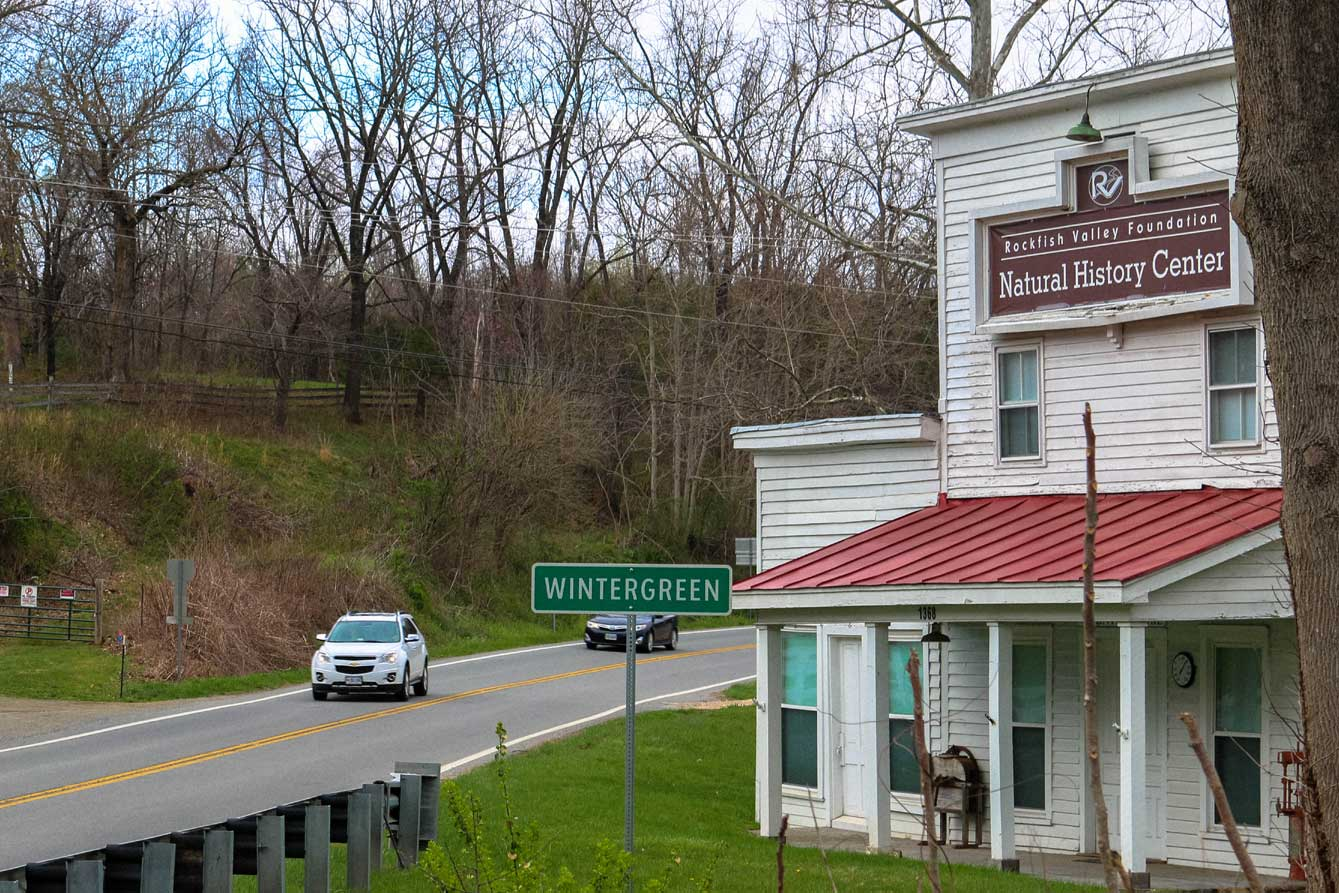 wintergreen history center