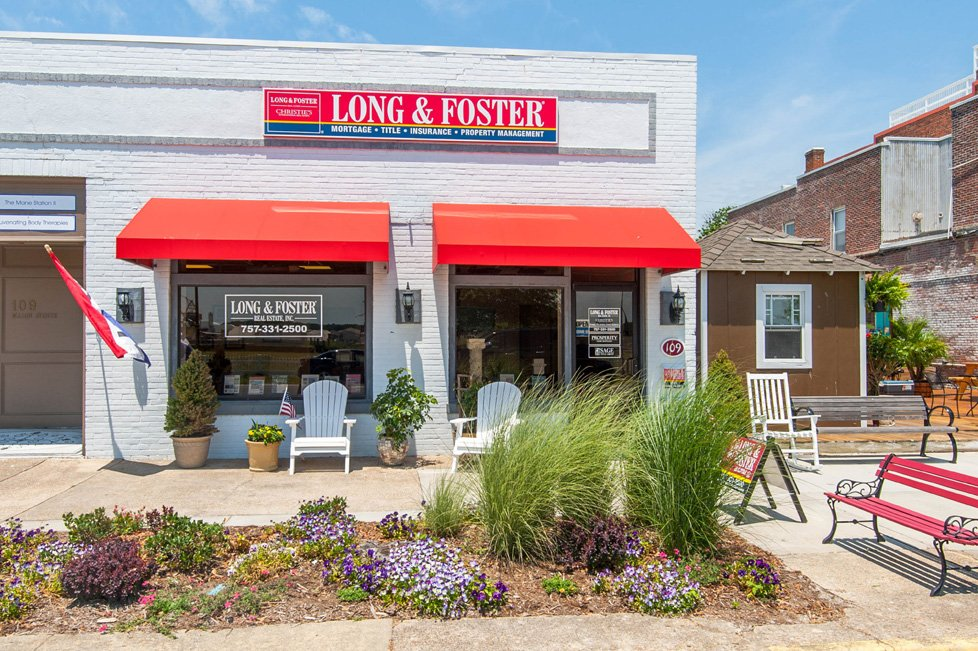 long & foster in cape charles va