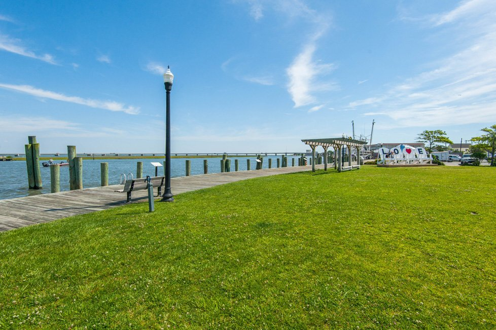 waterside park in chincoteague va