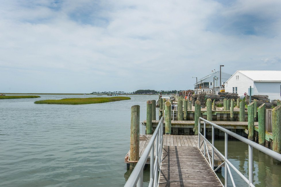 dockside in chincoteague va