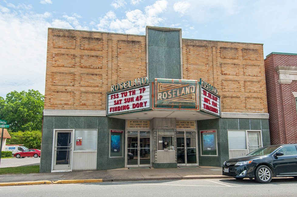 roseland theater in onancock va