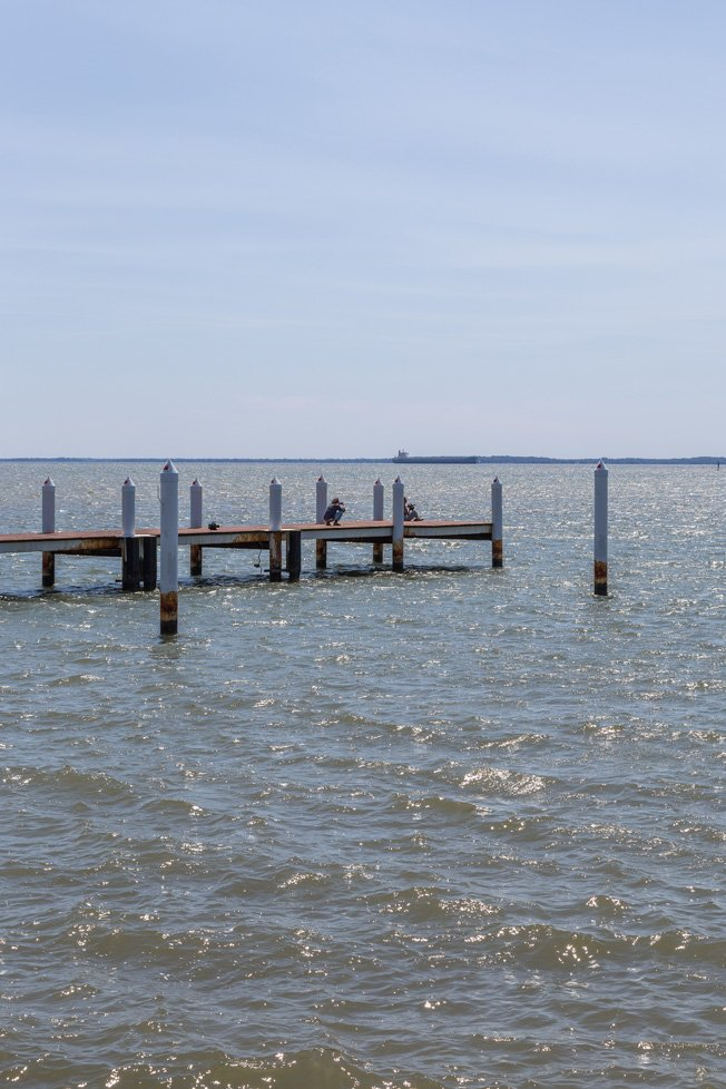dock on kent island md