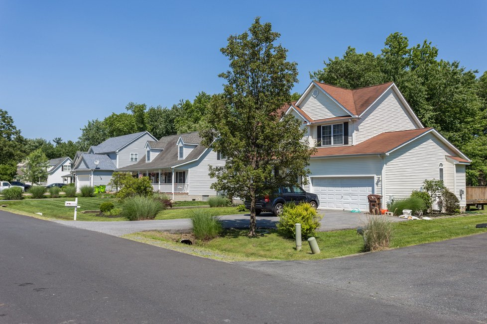 single family homes on kent island md