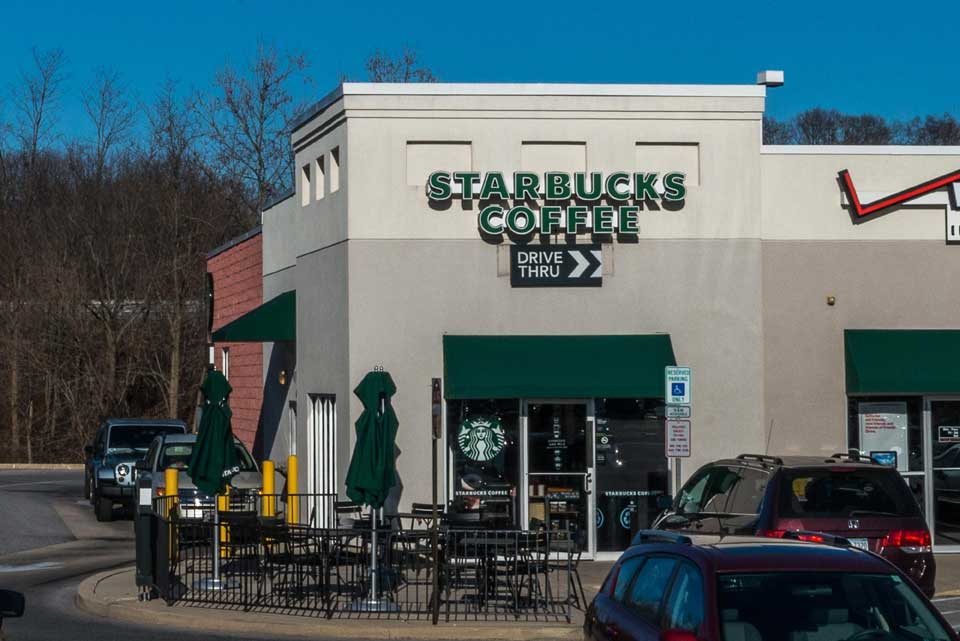 Starbucks in Shrewsbury, PA