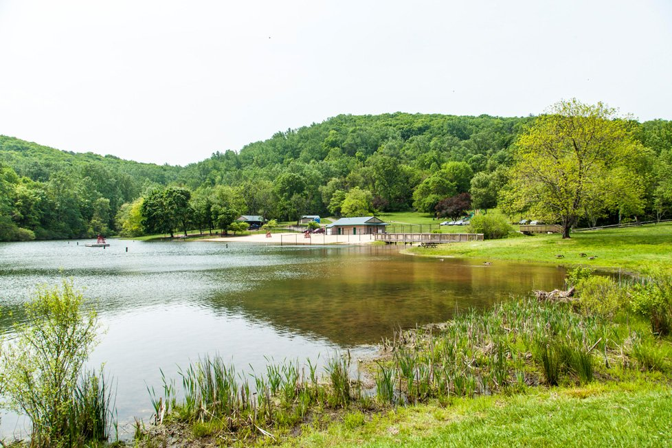 waterfront homes in crozet va
