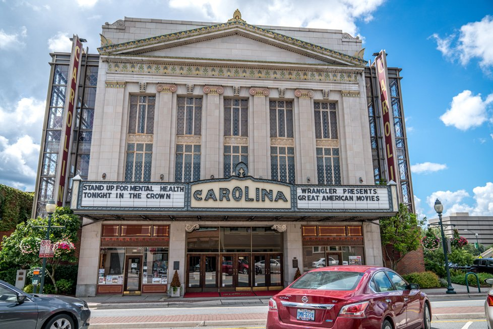 carolina theater greensboro nc