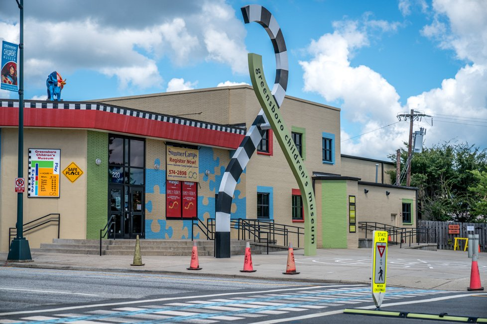 greensboro children's museum in greensboro nc