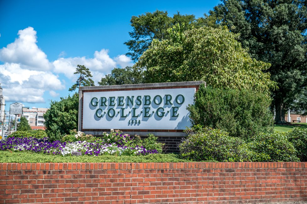 greensboro college nc