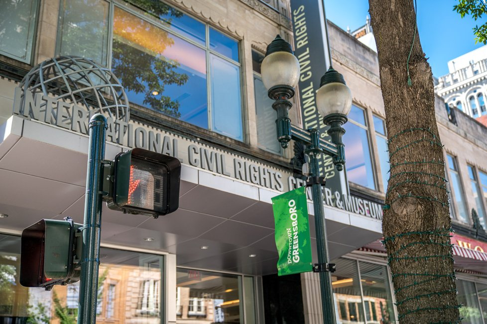 international civil rights center & museum greensboro nc