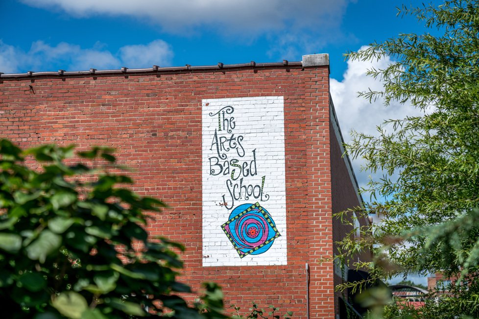 the arts based school winston-salem nc